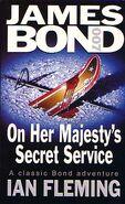 On Her Majesty's Secret Service (Coronet, 1989)