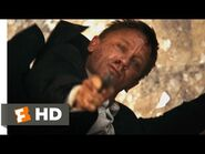 Quantum of Solace (2-10) Movie CLIP - The Hunt for Revenge (2008) HD