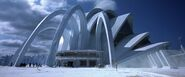 Die Another Day - Arrival at Grave's Ice Palace