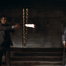 Mitchell shoots fellow SIS agent (Quantum of Solace).png
