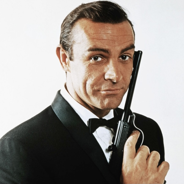James Bond Sean Connery James Bond Wiki Fandom