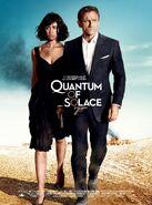 Quantum of Solace poster 11