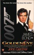 GoldenEye Boulevard Paperback