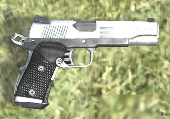 CR-1911, as seen in <i>Quantum of Solace</i>
