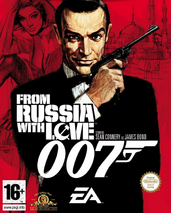 From Russia with Love (video game)