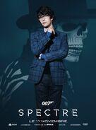 007 Spectre (Q, affiche)