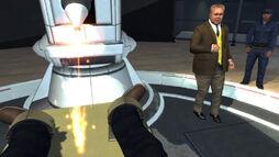 Goldfinger's industrial laser (007 Legends)