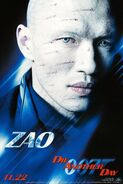 Die Another Day poster 4