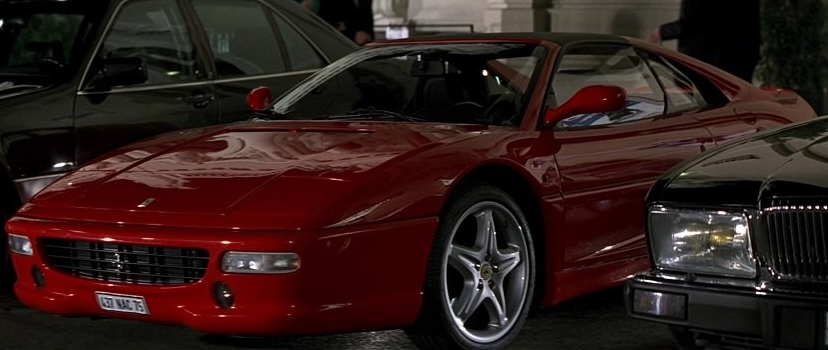 Ferrari F355 Gts James Bond Wiki Fandom
