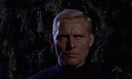 Grant lors du duel avec le faux Bond