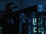 Patrice's sniper rifle