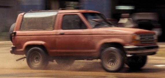 Ford Bronco II XLT