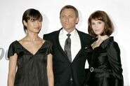 Quantum of Solace - Press conference 3