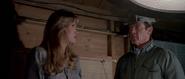 Stacey, Bond et les plans de Zorin