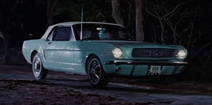 Ford Mustang Convertible (1965)