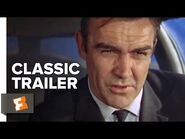 You Only Live Twice (1967) Official Trailer - Sean Connery James Bond Movie HD