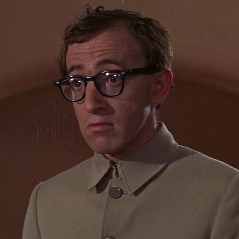 Jimmy Bond (Woody Allen)