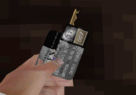 Credit card lockpick