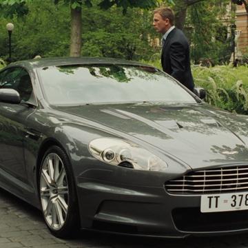 Aston Martin Dbs V12 James Bond Wiki Fandom