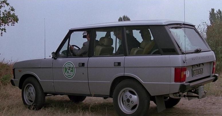 Land Rover Range Rover Series I