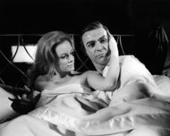 Thunderball - Luciana Paluzzi & Sean Connery Promotional
