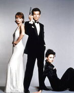 Bond, Natalya and Xenia