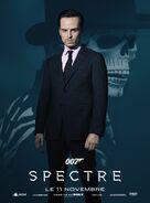 007 Spectre (Denbigh, affiche)