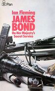 On Her Majesty's Secret Service (1969)