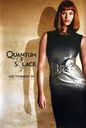 Quantum of Solace (Strawberry Fields, affiche)