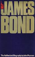 James Bond - The Authorised Biography (Sidgwick & Jackson)