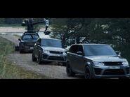 NO TIME TO DIE - Range Rover Sport SVR