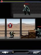 Quantum of Solace (mobile game) 10