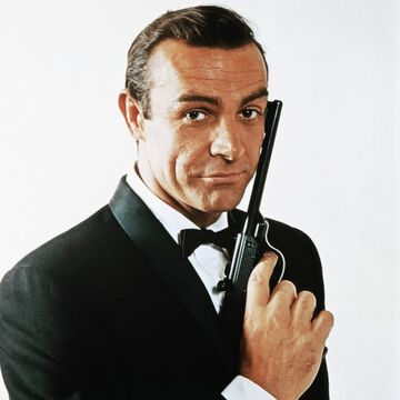 Sean Connery James Bond Wiki Fandom