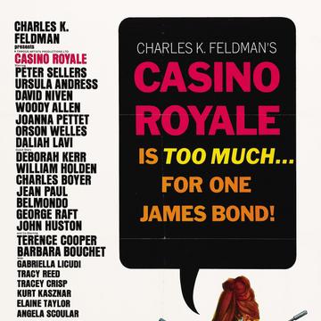Casino royale 1967 screenplay angel clams casino