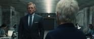 James Bond et les révélations sur Silva