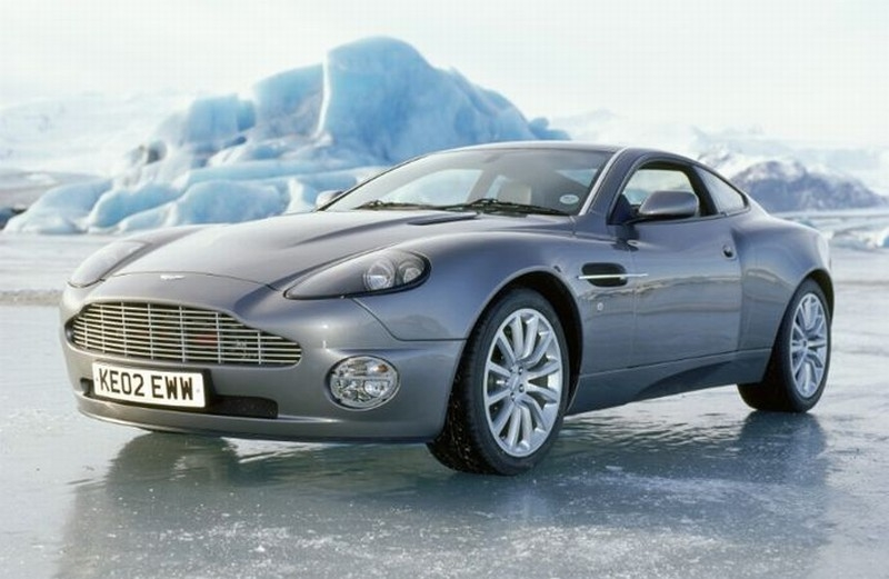Aston Martin V12 Vanquish James Bond Wiki Fandom