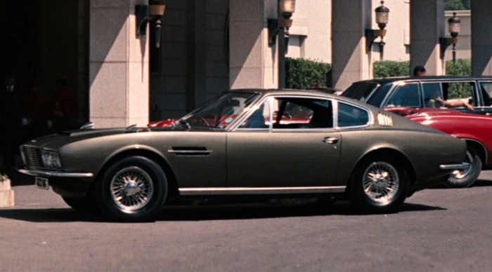 Aston Martin Dbs James Bond Wiki Fandom