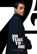 No Time to Die poster 21