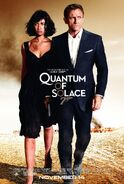 Quantum of Solace (affiche 2)