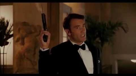 Clive Owen as James Bond (action preview)