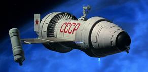 Mischa firing retro-rockets (GoldenEye)
