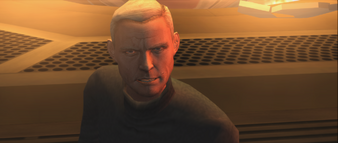FRWL (game) - 007 confronts Red Grant in the HQ