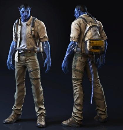 RDA-Issued Avatar Gear
