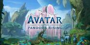 Avatar - Pandora Rising Title Screen
