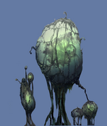 Veinpod concept