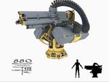 MBS-22A Sentry Gun