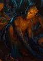 Na'vi girl's father