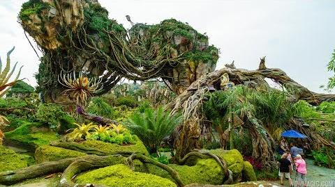 Pandora - The World of Avatar walkthrough