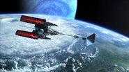 Isv venture star in orbit