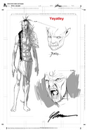 Yeyatley Character Sheet